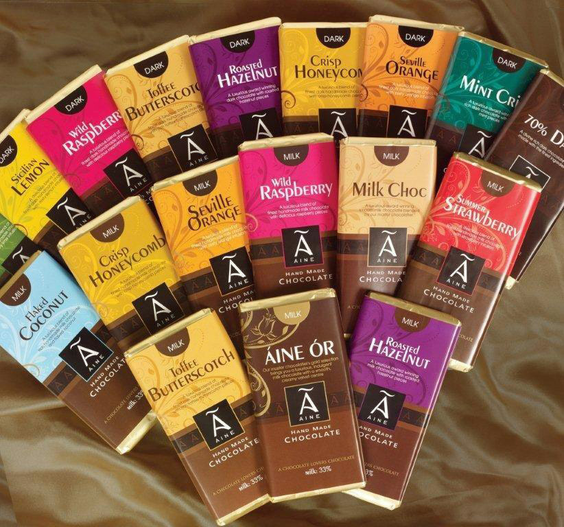 Top  Chocolate Bars Ireland