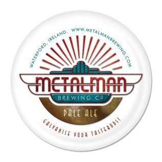 MetalMan-beermat-Front