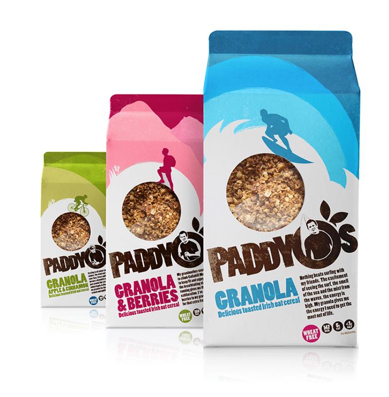 "Paddy O""Granola"