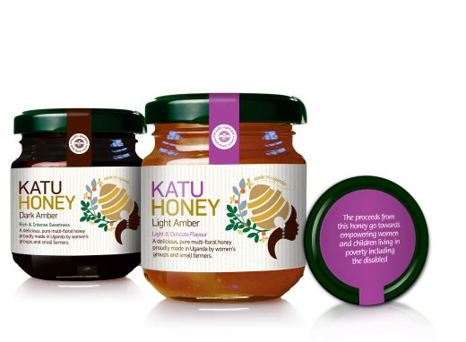 Rebranded Katu Honey