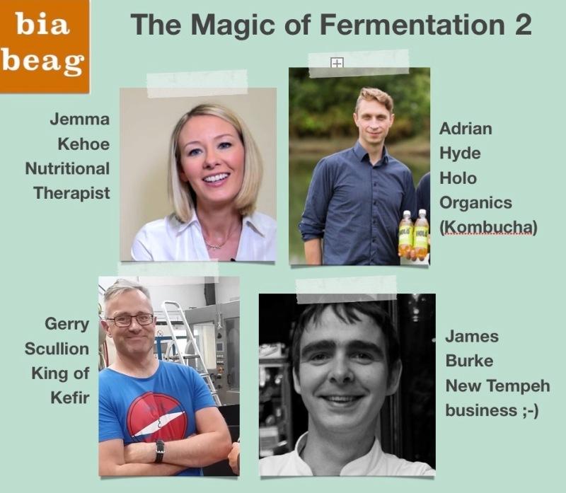 Fermentation 2 crop